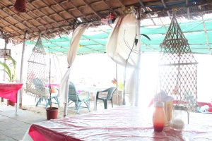 Malibu Cafè i Goa